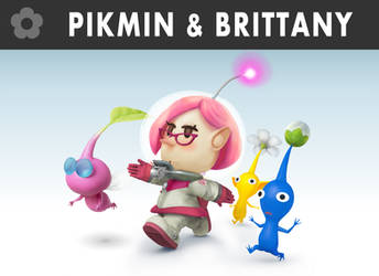 Pikmin - Brittany Alt by Pavlovs-Walrus