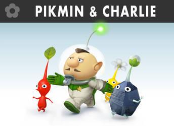 Pikmin - Charlie alt by Pavlovs-Walrus