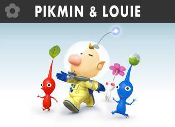 Pikmin - Louie alt by Pavlovs-Walrus