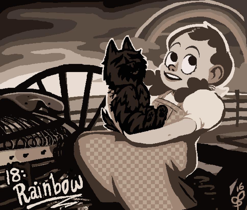 Rainbow by Pavlovs-Walrus