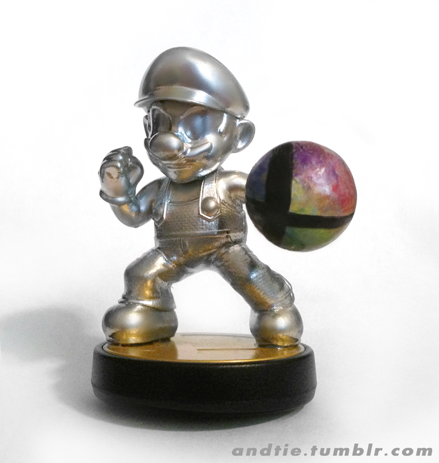 how to make a custom amiibo