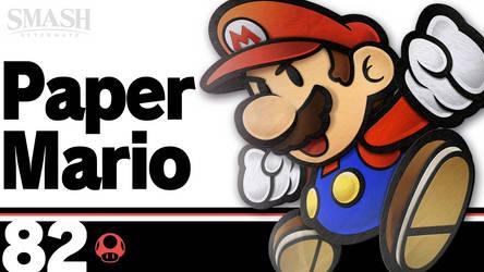 Paper Mario Smashified by Pavlovs-Walrus