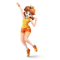 Sports Daisy - Alternate Costume - Transparent