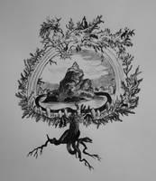 Yggdrasil... by mithni