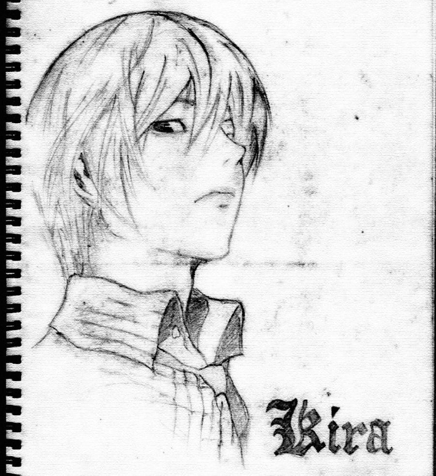 Kira Death Note By Dhiksaiwa On DeviantArt