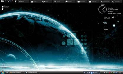 New tablet desktop
