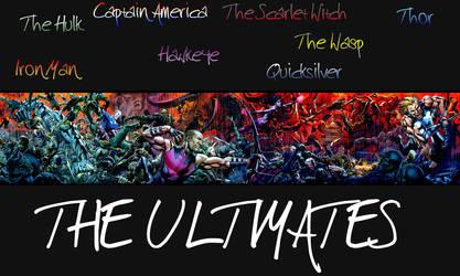 Ultimates Vol 2 Wallpaper