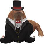 Walrus gentleman