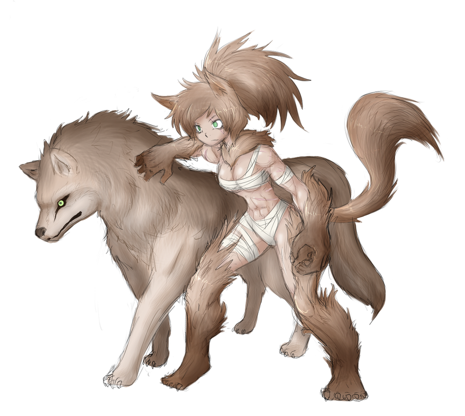 dire wolf by sheepapp on deviantart