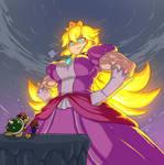 Princess Peach's Fury