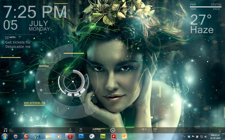 windows 7 3d themes free download for windows 7 ultimate 32 bit