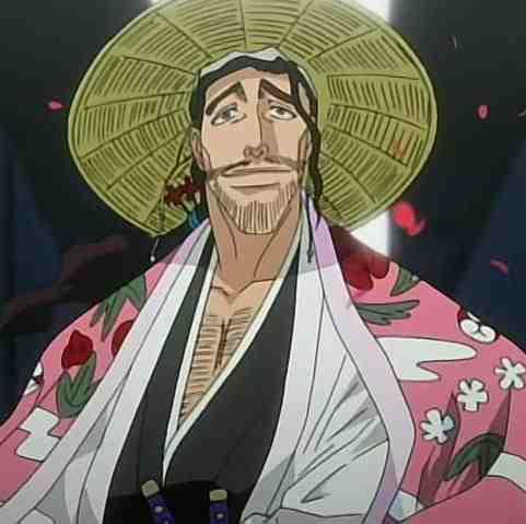 Shunsui Kyoraku of Team 13 by Xaldror