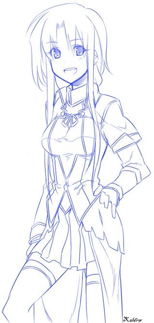 Archerko from Swords Dancer by Xaldror