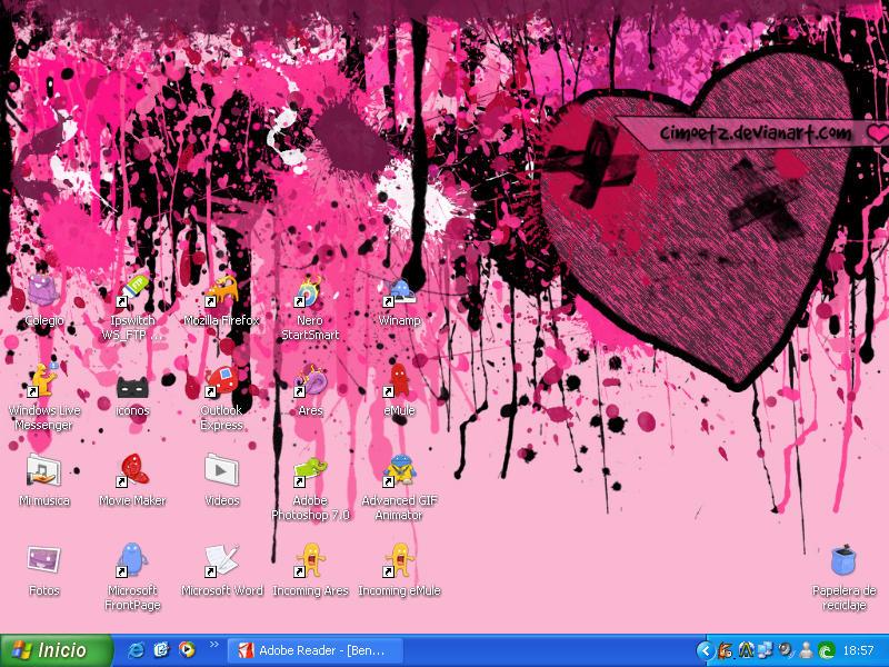 Desktop for 21.03.07