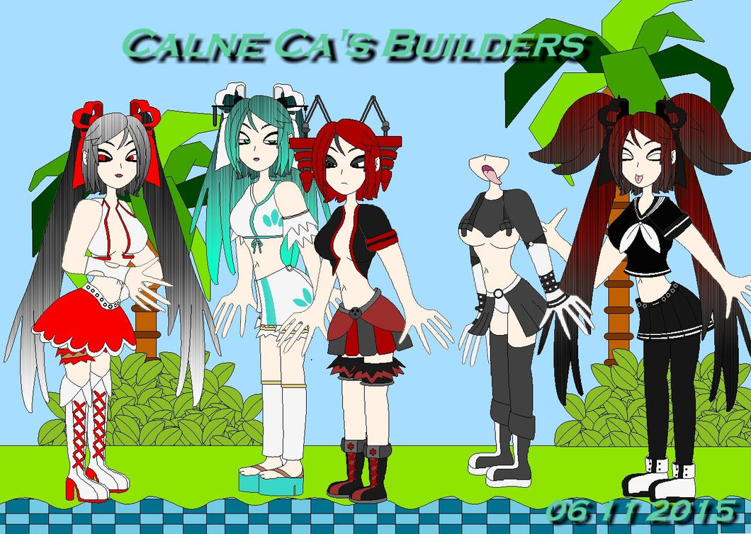 Calne Ca Builders by Dudusonic