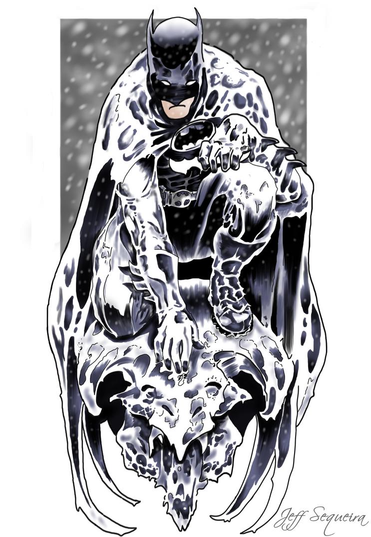 batman the winter knight by jeffsequeira on deviantart. Black Bedroom Furniture Sets. Home Design Ideas