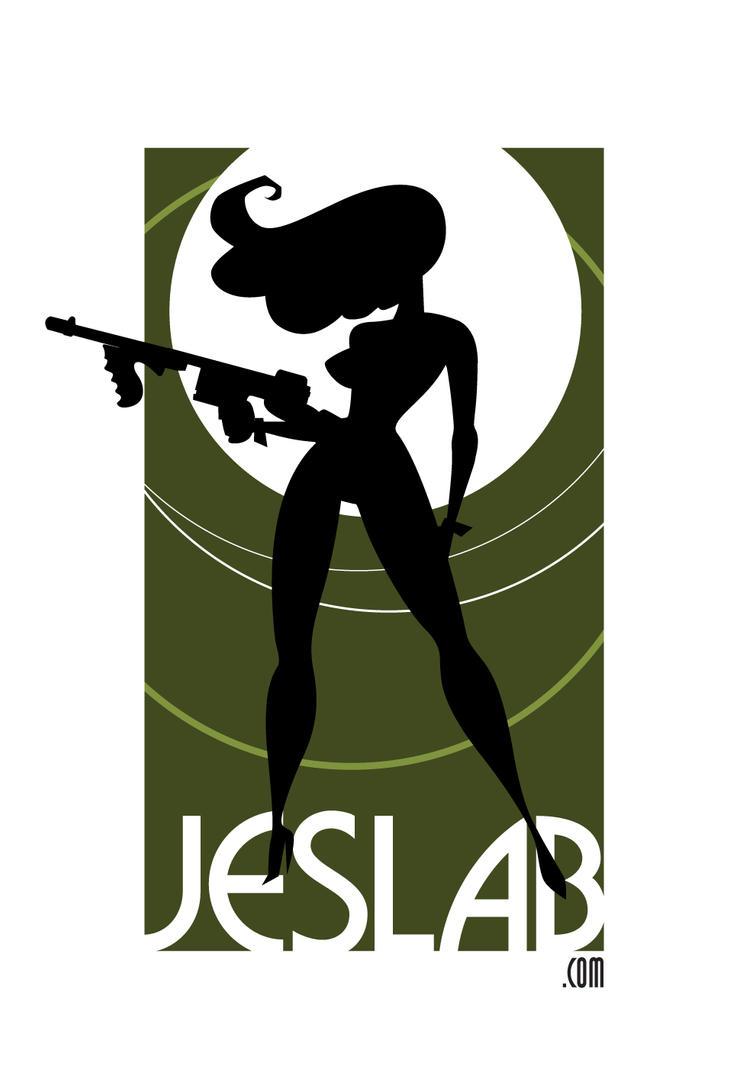 Jeslab Logo by JESLAB