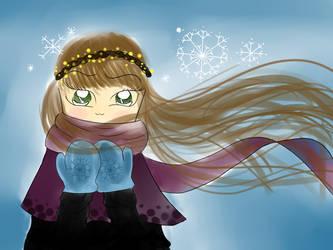 Girl - Winter