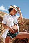 Alesha Ingram-Cowgirl