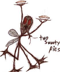 shoe fly pie