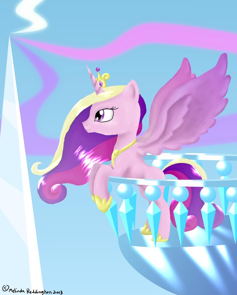 Princess Cadence by Melindaington on deviantART