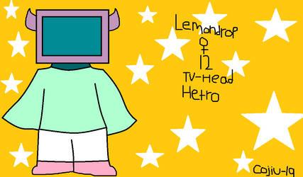 Lemondrop Ref Sheet by cojiu