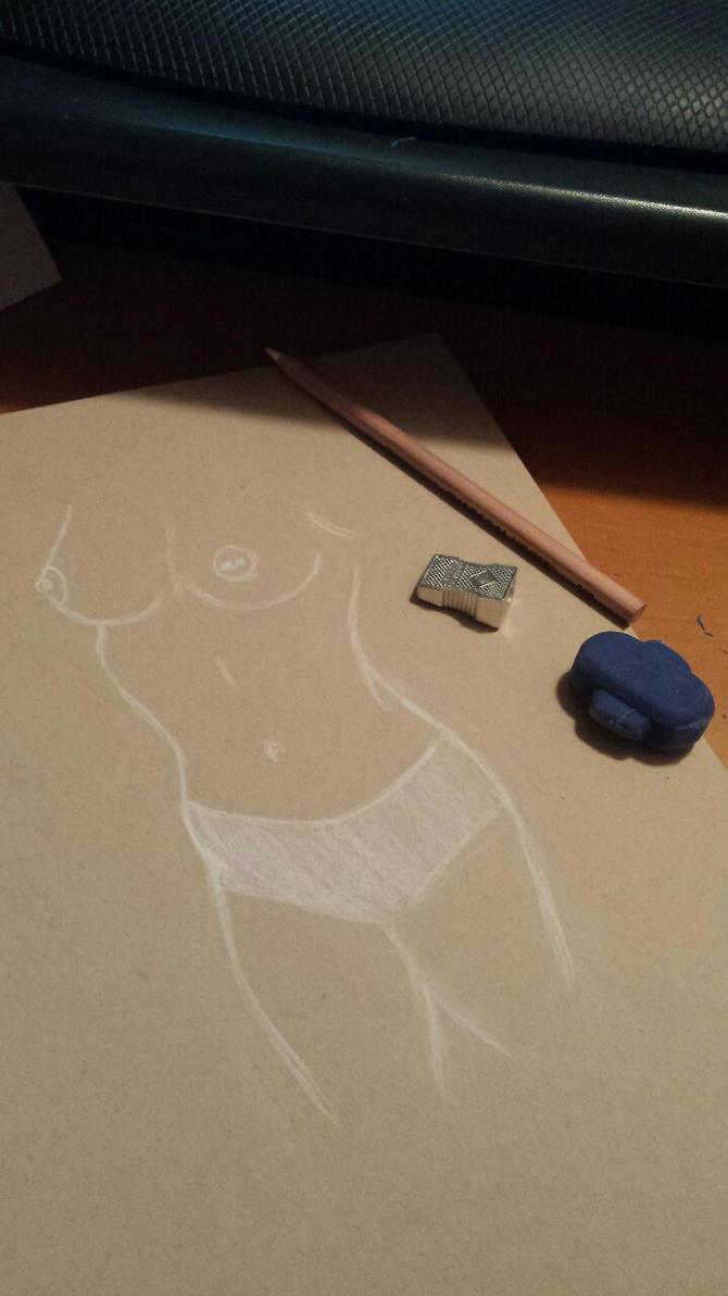 anatomy practice 2 by ibrokegimp