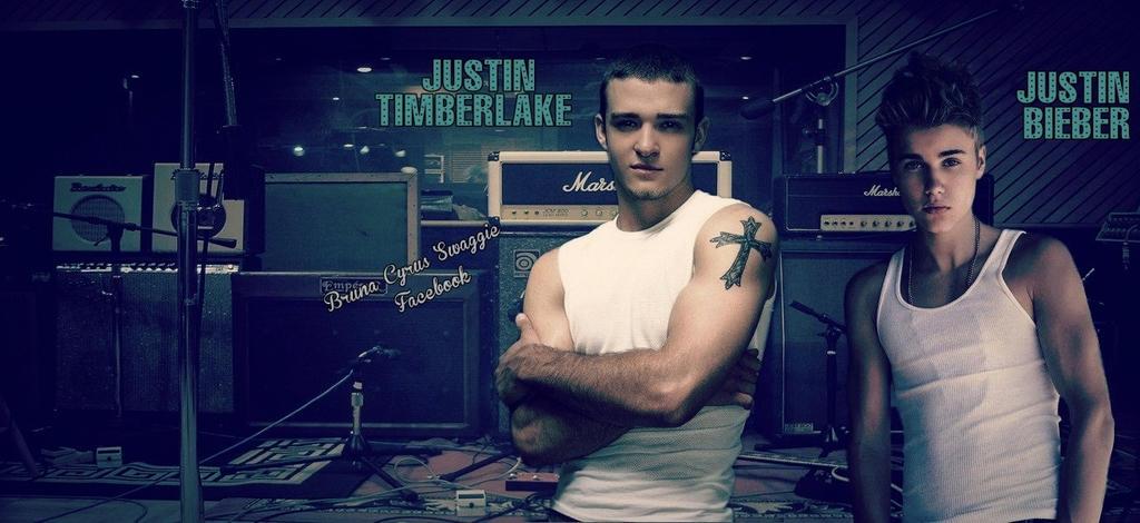 Justin Timberlake And JBieber