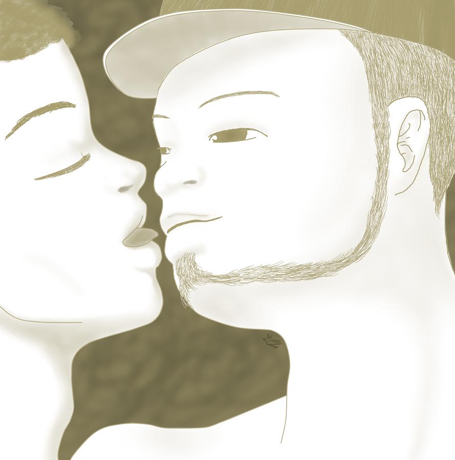 kiss me by yumeResonnance