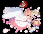 Kinomoto Sakura - CCS render 4/png