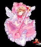 Kinomoto Sakura - CCS render 13/png