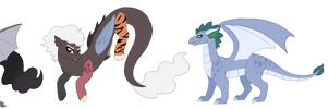Customs for Saphi-Boo by superponymon