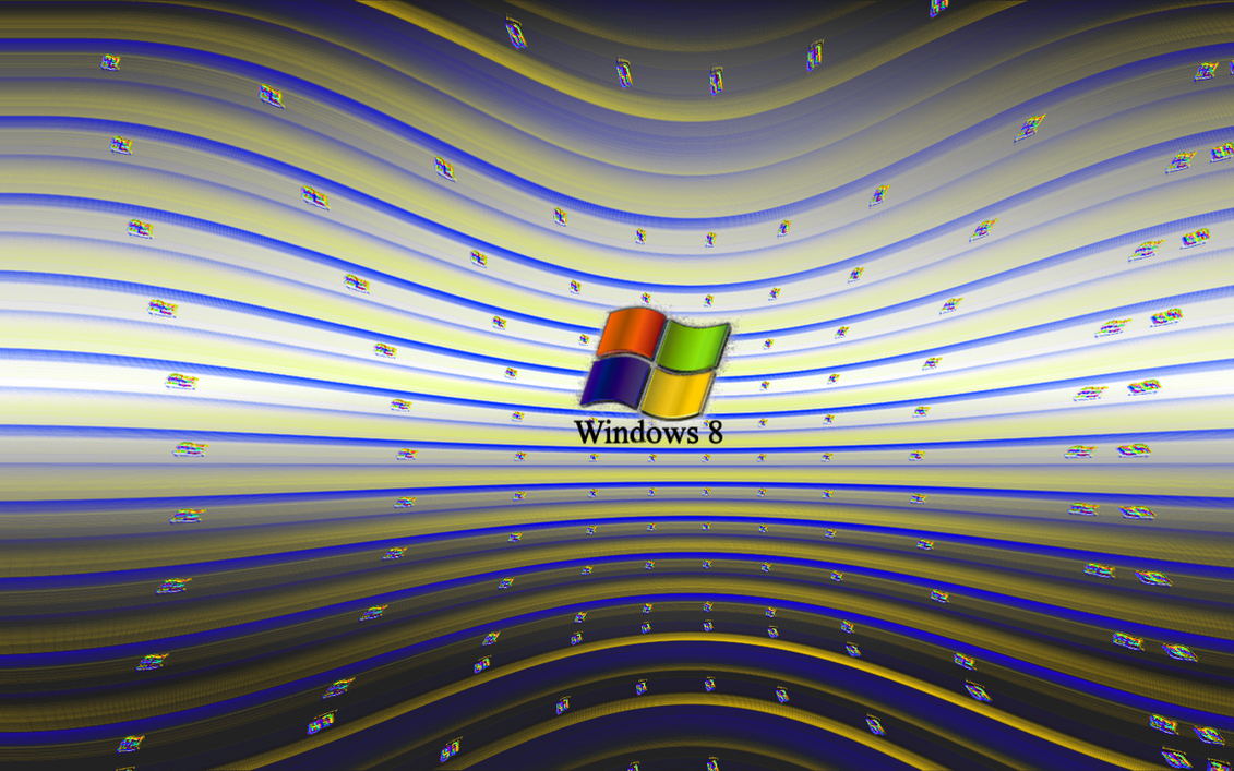 Color background with windows 8 logo by ktb2424 on deviantart for Th background color