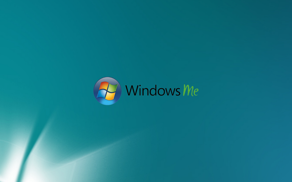 Green Microsoft Windows Me Blue by ktb2424