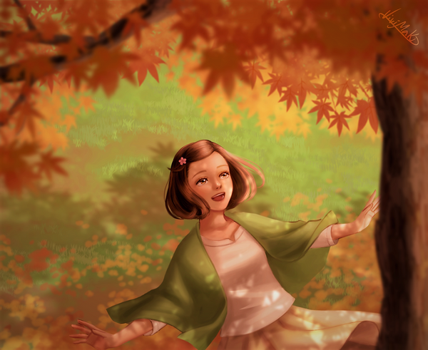 Autumn by ViviMaki
