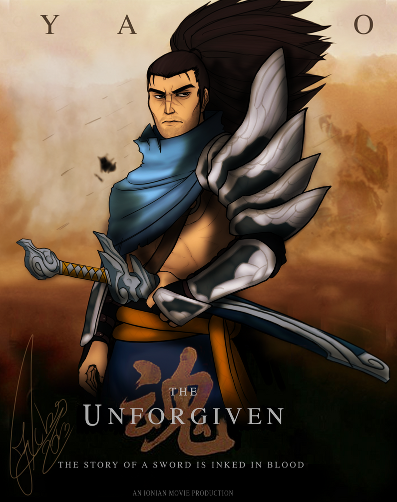 Yasuo Fan Art Contest Yasuo Contest Entry by...