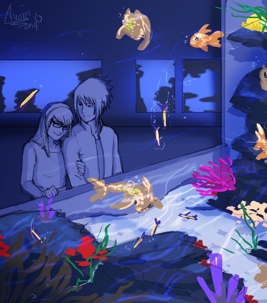 Commission: Sasuke x Kirei by Livori