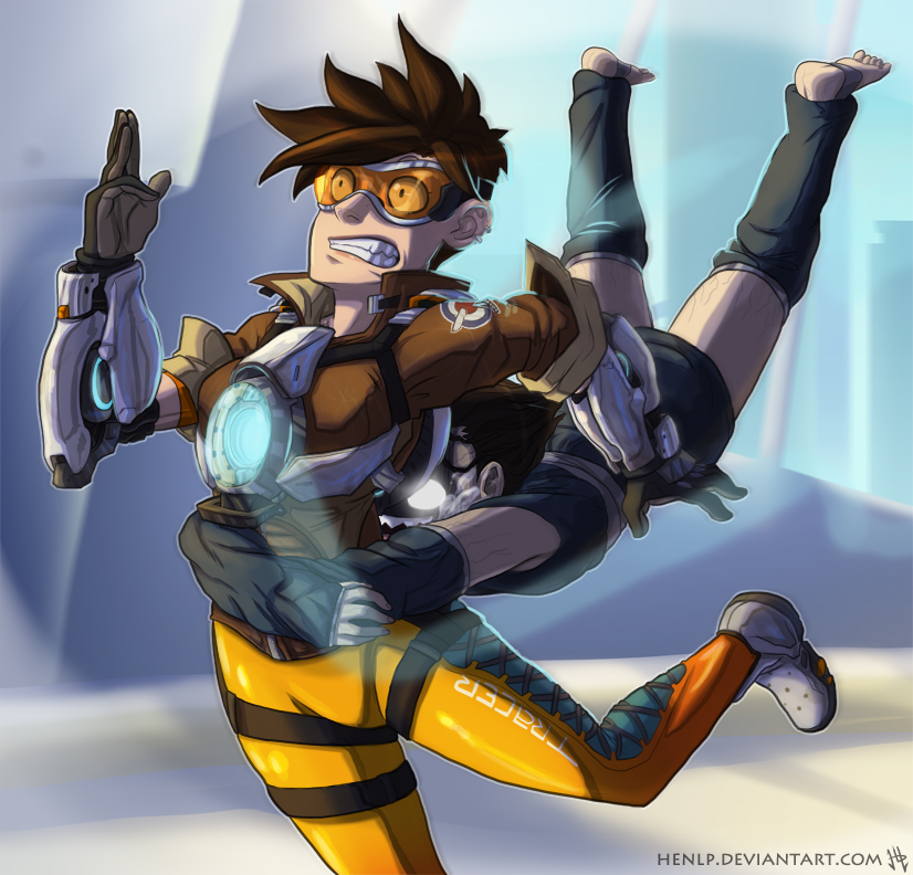 Caught a Tracer by HenLP
