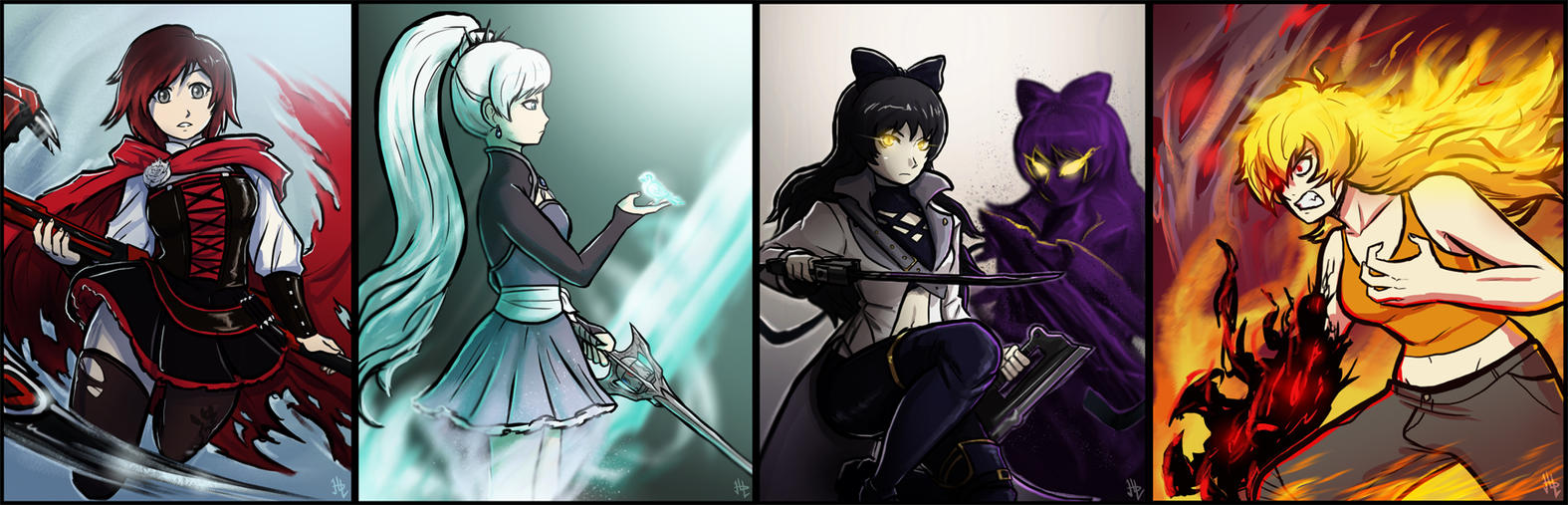 Watch together with Image Gallery additionally File Blake intruder turnaround further Ste unk Disney Character Posters besides File Yang1. on rwby characters vol 3