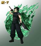 Top Ten #7 - Crisis Core: Final Fantasy VII (PSP)