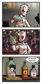 Drink Sharing - BNHA
