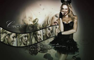 .Candice Swanepoel Wallpaper. by kiznova