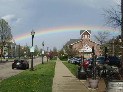Kenosha rainbow