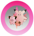 Cleffa, Clefairy and Clefable
