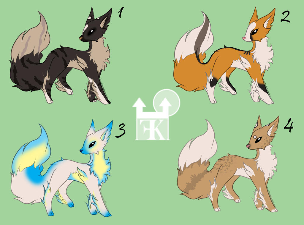 Fox Adopts 1 by Forgotten-Kingdom