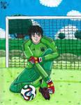 Daisuke plays for Germany 2014