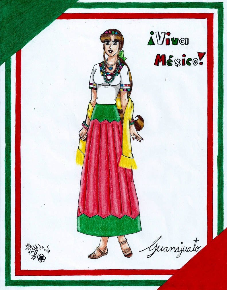 Viva Mexico 2014 Guanajuato By Lily De Wakabayashi On
