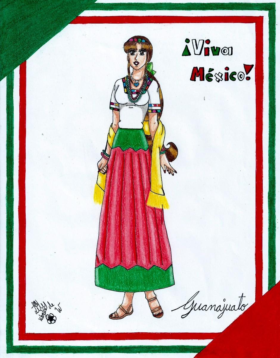 Viva Mexico 2014 Guanajuato By Lily De Wakabayashi On Deviantart