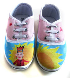 little girl princess shoes