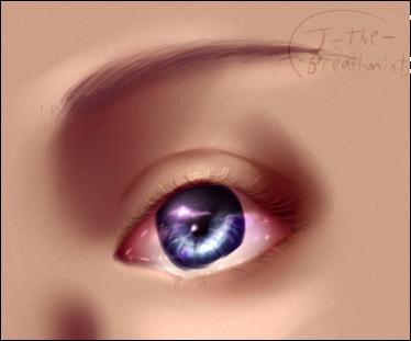 Eye Practice 2 by J-the-Breathmint
